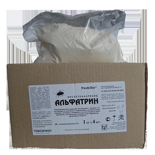 Альфатрин