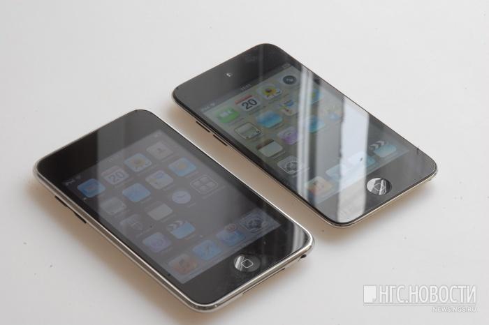 Обменять старые «айфоны» на новые можно в нескольких магазинах Новосибирска