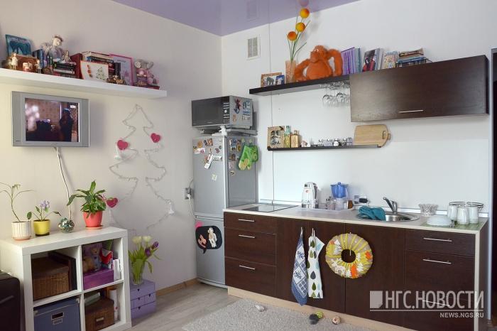Самые тесные квартиры — в Первомайском, Ленинском и Кировском районе Новосибирска