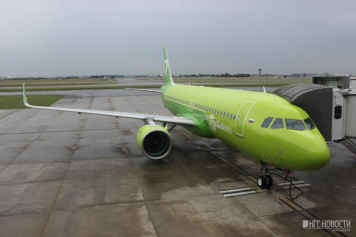 Airbus A320neo в Тулузе