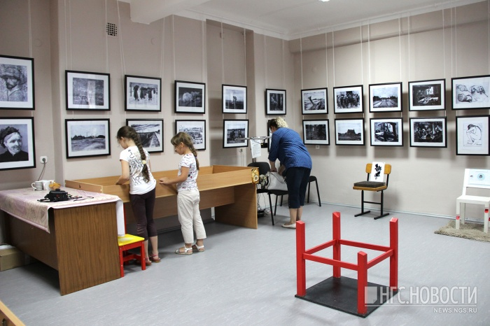Выставка открылась в «Детском музее» на ул. Свердлова