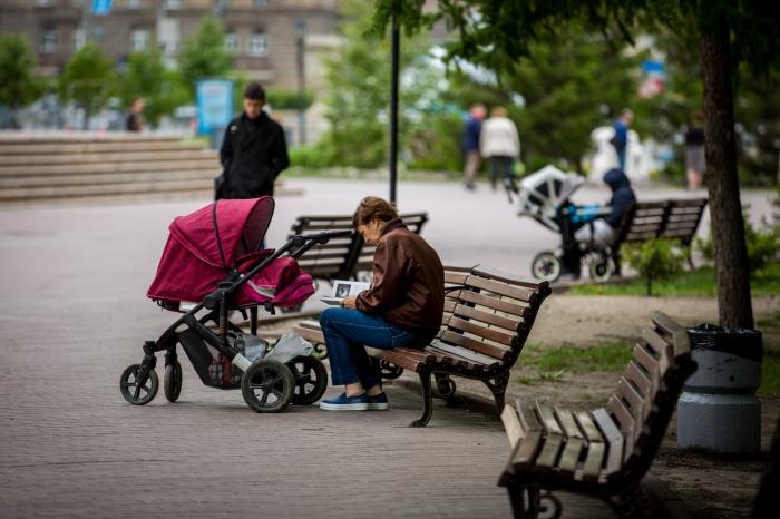 Снижение рождаемости отмечается по всей Сибири