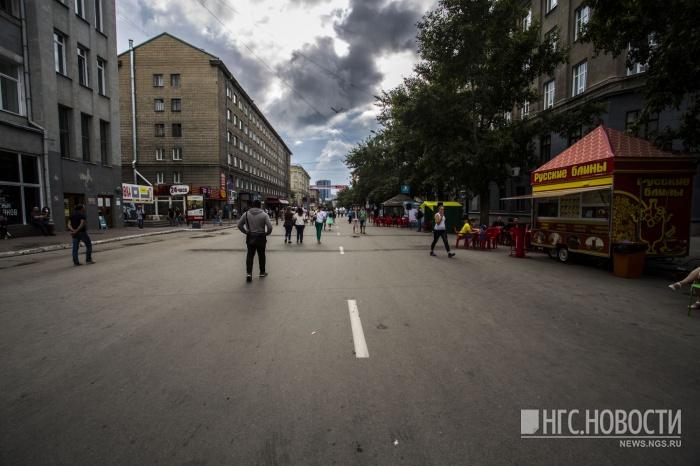 Сибирякам предложили принести старую технику 2 сентября на улицу Ленина