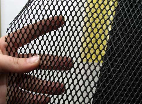 армирующая мелкоячеистая сетка для защиты утеплителя от грызунов