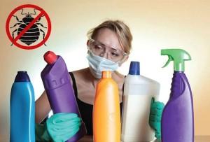 Самостоятельная обработка инсектицидами