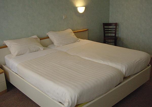 Паразитов можно подцепить и в дешевых гостиницах.