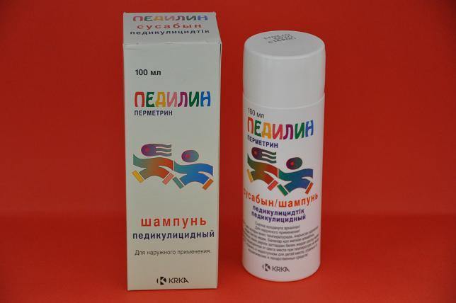 """Шампунь """"Педилин"""" - эффективное средство против вшей и гнид"""