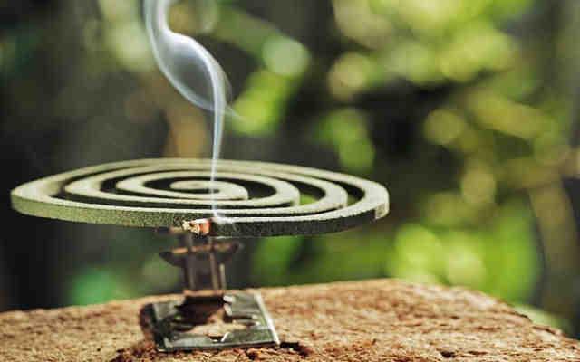 Спирали от комаров избавят Вас от надоедливых насекомых